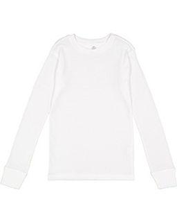 Youth Baby Rib Pajama Top-
