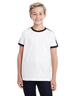 Youth Soccer Ringer T-Shirt-