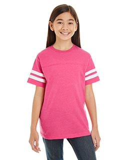 Youth Football Fine Jersey T-Shirt-