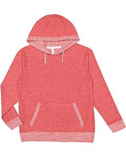 Adult Harborside Melange French Terry Hooded Sweatshirt-LAT
