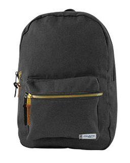 Heritage Canvas Backpack-Hardware
