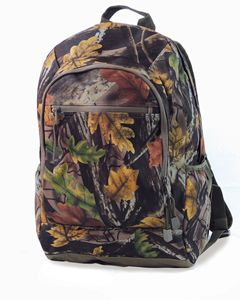 Sherwood Camo Backpack-