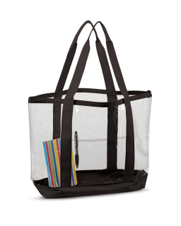 Large Clear Tote-
