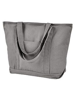 Seaside Cotton Pigment-Dyed Xl Canvas Boat Tote-