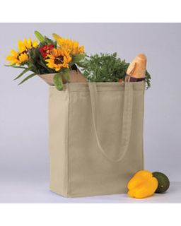 Allison Recycled cotton Canvas Tote-