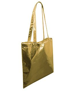 Easy Print Metallic Tote Bag-
