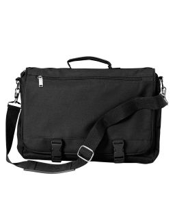 Corporate Raider Expandable Messenger Bag-