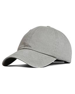 Washed Cotton Pigment-Dyed Cap-