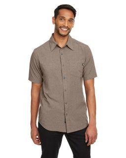 Mens Aerobora Woven Short-Sleeve Shirt-Marmot