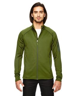Mens Stretch Fleece Jacket-