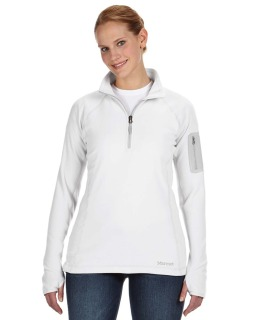 Ladies Flashpoint Half-Zip