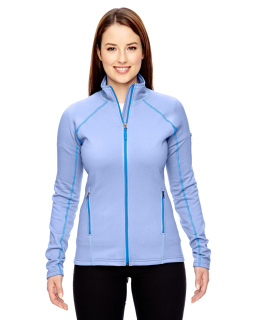 Ladies Stretch Fleece Jacket-