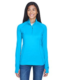 Ladies Meghan Half-Zip Pullover-