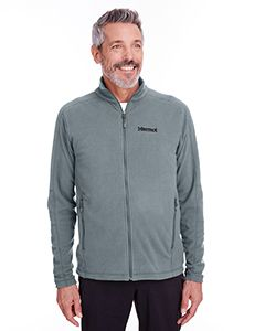 Mens Rocklin Fleece Full-Zip Jacket-