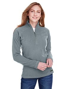Ladies Rocklin Fleece Half-Zip-