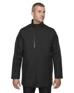 Mens Metropolitan Lightweight City Length Jacket
