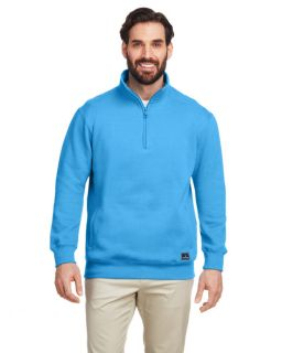 Mens Anchor Quarter-Zip Pullover-Nautica