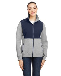 Ladies Navigator Full-Zip Jacket-Nautica