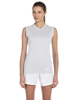 Ladies Ndurance® Athletic V-Neck Workout T-Shirt