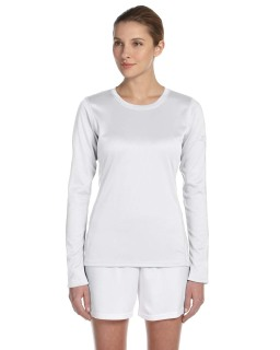Ladies Tempo Long-Sleeve Performance T-Shirt