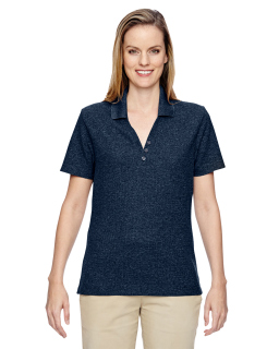 Ladies Excursion Nomad Performance Waffle Polo