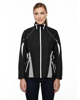 Ladies Impact active Lite Colorblock jacket-Ash City - North End