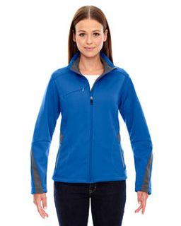 Ladies Escape Bonded Fleece Jacket