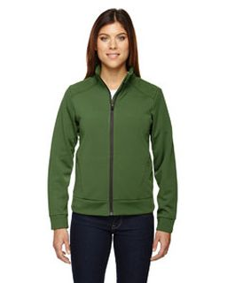 Ladies Evoke Bonded Fleece Jacket-Ash City - North End