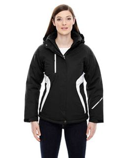 Ladies Apex Seam-Sealed Insulated Jacket-Ash City - North End