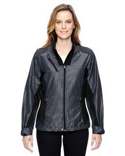 Ladies Aero Interactive Two-Tone Lightweight Jacket