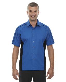 Mens Tall Tall Fuse Colorblock Twill Shirt