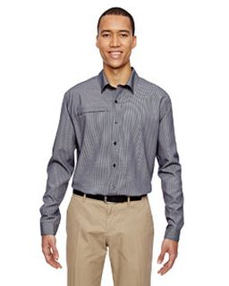Mens Excursion F.B.C. Textured Performance Shirt-Ash City - North End