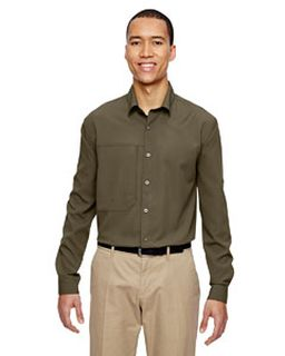 Mens Excursion Concourse Performance Shirt-Ash City - North End