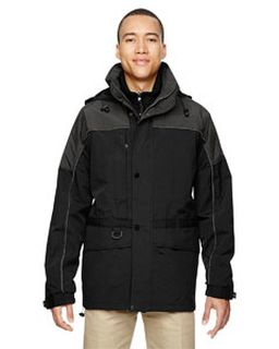 Adult 3-In-1 Two-Tone Parka-Ash City - North End