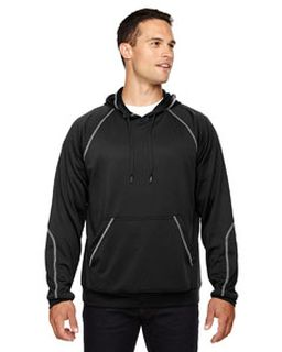 Adult Pivot Performance Fleece Hoodie-Ash City - North End