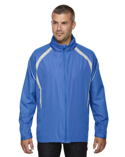 Mens Sirius Lightweight Jacket With Embossed Print