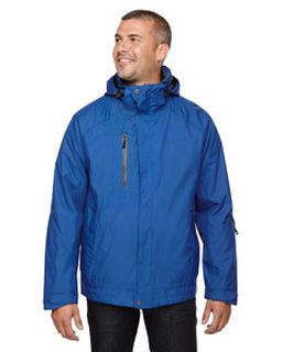 Mens Caprice 3-In-1 Jacket With Soft Shell Liner-Ash City - North End