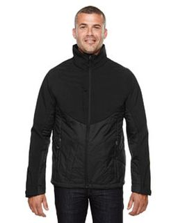 Mens Innovate Insulated Hybrid Soft Shell Jacket-