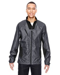 Mens Aero Interactive Two-Tone Lightweight Jacket-