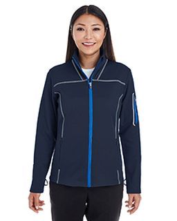 Ladies Endeavor Interactive Performance Fleece Jacket-Ash City - North End