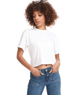 Ladies Ideal Crop T-Shirt-