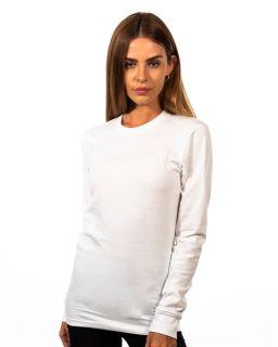 Unisex Ideal Heavyweight Long-Sleeve T-Shirt-