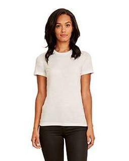 Ladies Made In Usa Boyfriend T-Shirt-