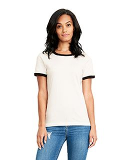 Ladies Ringer T-Shirt-