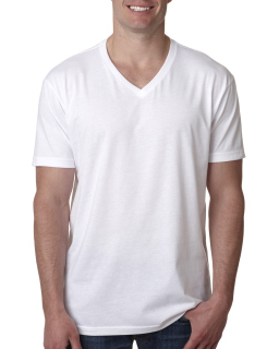 Mens Cvc V-Neck T-Shirt-