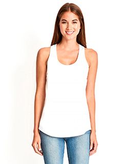 Ladies Gathered Racerback Tank-