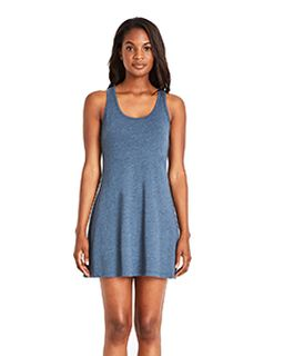 Ladies Triblend Racerback Tank Dress-