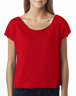 Ladies Terry Dolman Tee-