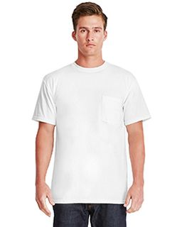 Adult Power Pocket T-Shirt-Next Level