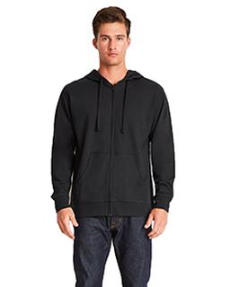 Adult French Terry Full-Zip Hooded Sweatshirt-Next Level